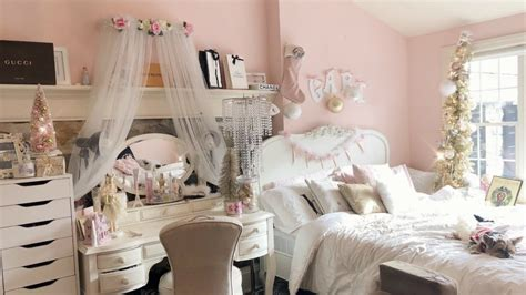 "My Very Girly Room Tour ""pink Wonderland"" Youtube"