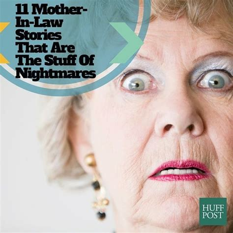 11 Mother In Law Stories That Are The Stuff Of Nightmares