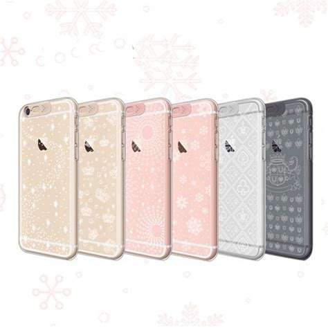 design iphone 6 cases sg design clear for iphone 6 s 6 s plus zoarah