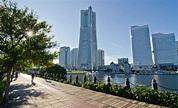 Yokohama ( 横浜 ). A voyage to Yokohama, Kanagawa Prefecture ...