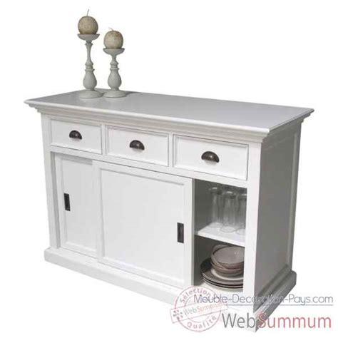 meuble buffet cuisine achat de cuisine sur meuble decoration pays
