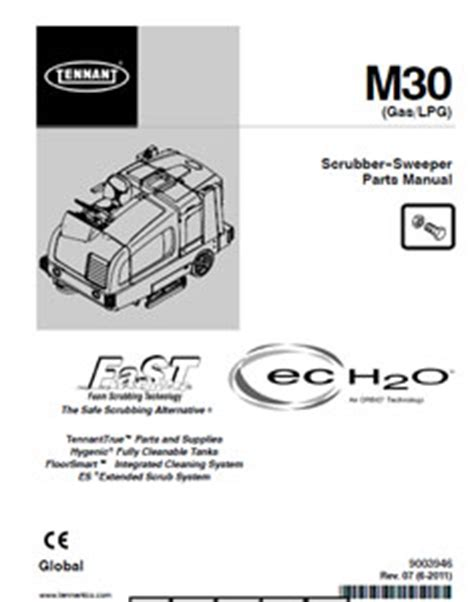 Tennant Floor Scrubber Manual by Manual Floor Sweepers Automotive News