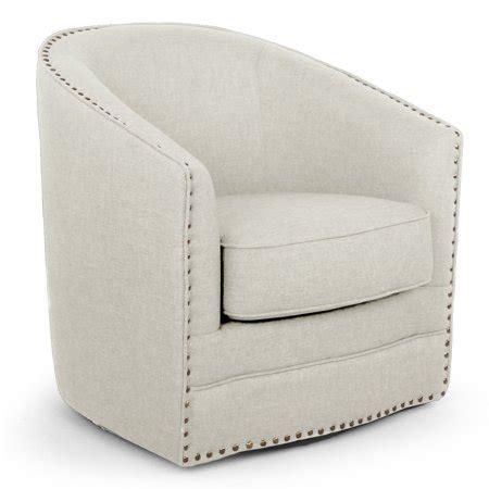 Swivel Tub Chair Fabric - baxton studio porter modern and contemporary classic retro