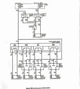 2000 Chevy Suburban Power Window Wiring Diagram