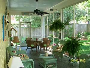 My, Back, Porch, Decorated, In, A, Beach, Theme