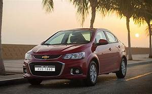 Chevrolet Aveo 2019 1 6L LS in UAE: New Car Prices, Specs