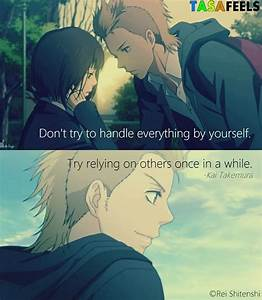 17 Best images about cute anime quotes on Pinterest ...