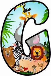 Animal En G : 804 1200 letras ~ Melissatoandfro.com Idées de Décoration