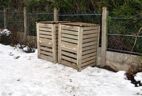 poubelle compost cuisine jardin écologique composteur faire compost et