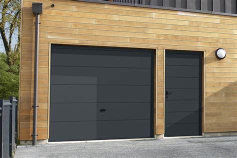 porte de porte de service pour garage novoferm