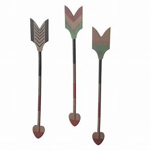 Arrow Wall Decor (Set of 3 Assorted) Midwest-CBK