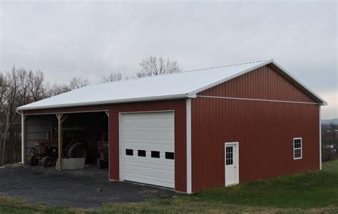 build  pole barn storage shed  garage  sk