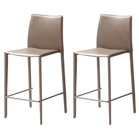 but chaise de bar chaises de bar en cuir recyclé absolument design