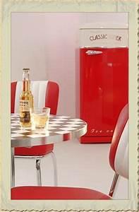 American Diner Einrichtung : diner m bel im american diner style dinerb nke tische oder theken 50er jahre wohnen ~ Sanjose-hotels-ca.com Haus und Dekorationen
