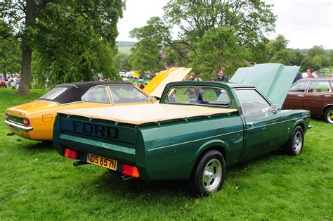 Ford P100 MkIII Cortina Pick-Up... | I'm struggling with ...
