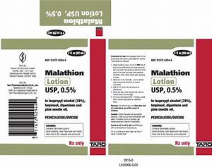 NDC 51672-5294 Malathion Malathion Malathion Skin Lotion