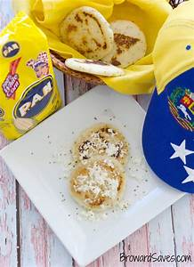 Anise Flavored Arepa Recipe - Living Sweet Moments