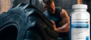 Androgen Rx Testosterone Enhancement Supplement