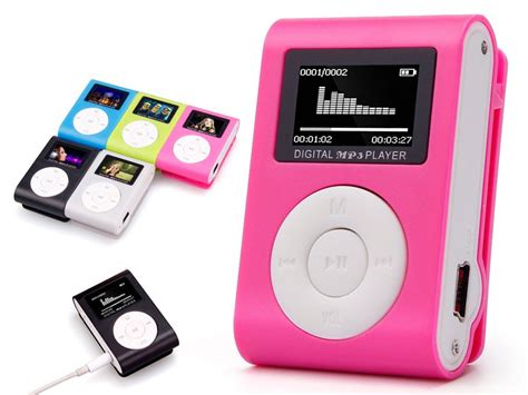 Zu Mp3 by Mini Mp3 Player With Display Free Shipping