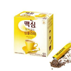 As stated above, my personal favorite is maxim white gold. Korean Instant Coffee Mix maxim mocha gold simple latte 10 ...