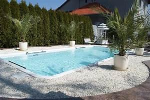 Schwimmbecken Im Garten : schwimmbecken im garten ~ Sanjose-hotels-ca.com Haus und Dekorationen