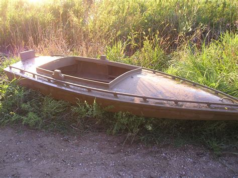 Wooden Duck Hunting Boat Plans by Duck Boats Jims Boatworks