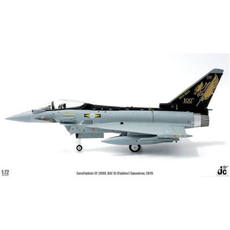 Jc Wings 72 Eurofighter Typhoon Ef-2000 Raf Xi (fighter