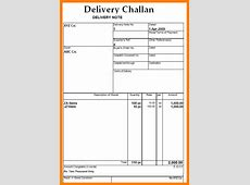 11+ goods delivery challan format in excel trinitytraining