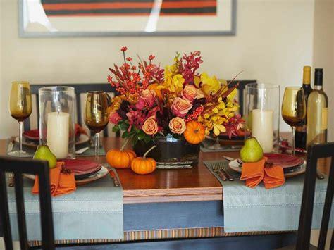 Stylish Thanksgiving Table Settings Hgtv