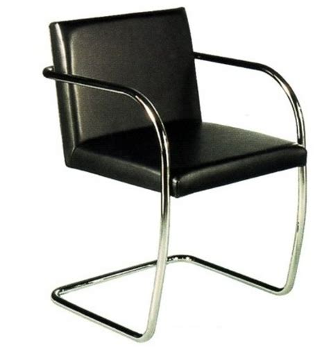 brno chair by ludwig mies der rohe bauhaus italy