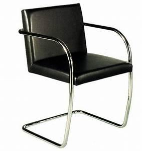 Mies Van Der Rohe Chair : brno chair by ludwig mies van der rohe bauhaus italy ~ Watch28wear.com Haus und Dekorationen