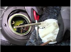 How to Install Fuel Pump Assembly E8688M in a 2006 2013