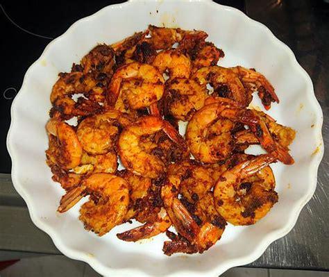 cuisiner des crevettes cuites recette d 39 apéritif crevettes au paprika