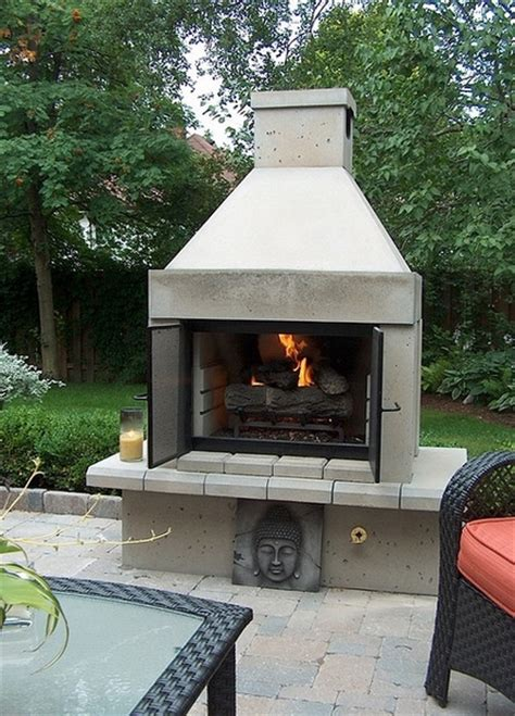outdoor gas fireplace mirage open outdoor gas fireplace with gas logs