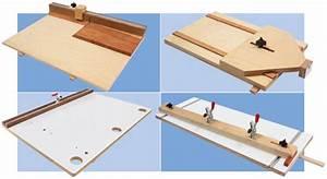Wood Work Table Saw Jigs PDF Plans