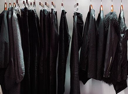 Black Clothes Wardrobe by For The Who Only Wear Black