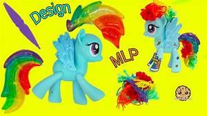 Design A My Little Pony Rainbow Dash Hair Style + MLP P ...