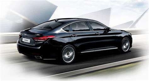 Hyundai Genesis News by Hyundai Cars News All New 2014 Genesis Officially Revealed