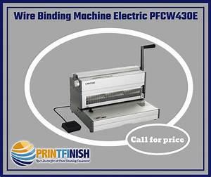Printfinish Is A Leading Print Finishing Equipment Dealer