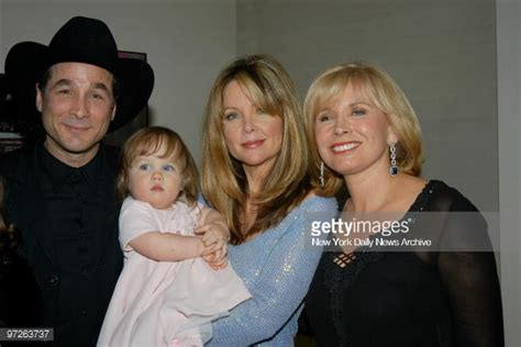 hartman and clint black clint black and wife lisa hartman black holding daughter li pictures getty images