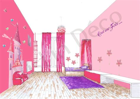 chambre fille princesse decoration chambre princesse gascity for