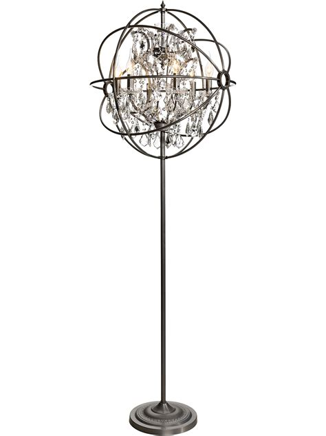 standing chandelier floor l shanti designs lights and