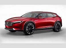 Mazda Koeru crossover concept revealed photos CarAdvice