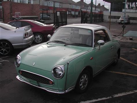 old nissan coupe nissan figaro retro car 1 0 turbo retro old rocka