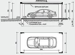 Carport Größe  My Blog