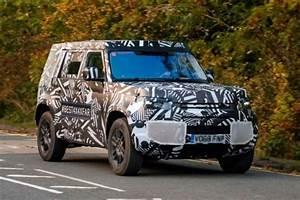 Nouveau Land Rover Defender : land rover defender 2020 les premi res photos du nouveau defender l 39 argus ~ Medecine-chirurgie-esthetiques.com Avis de Voitures