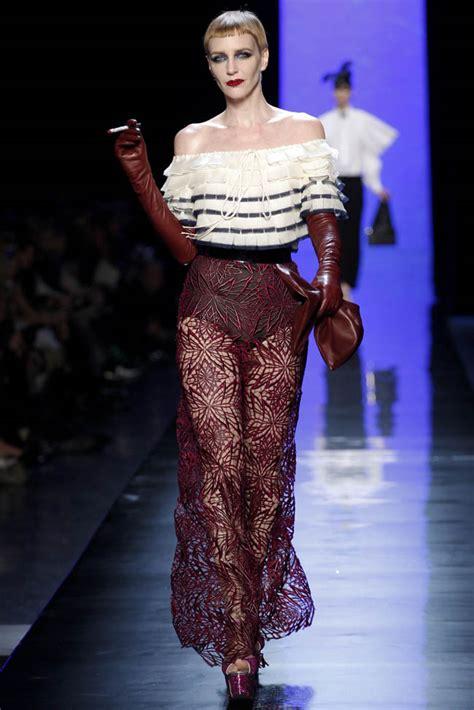 jean paul gaultier haute couture springsummer