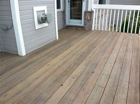 cabot deck stain  semi transparent taupe decks stains
