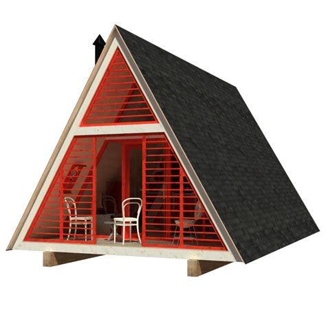 a frame blueprints a frame cabin plans
