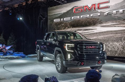 2019 Gmc Sierra At4 Is For The Refined Offroader